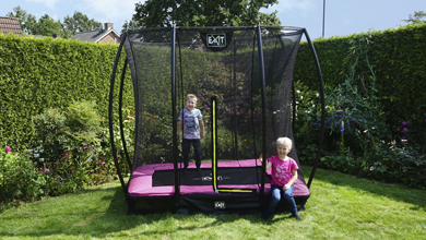 Children at home? Check out the outdoor toy ideas from EXIT Toys.