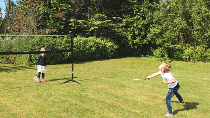 Multi-sport net for the entire family