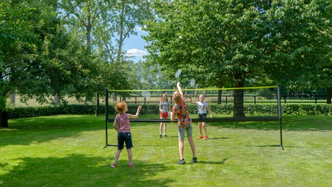 Exercising outdoors with EXIT Toys