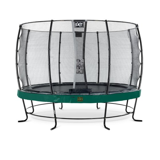 08.10.12.20-exit-elegant-premium-trampoline-o366cm-with-economy-safetynet-green