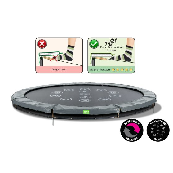 12.62.12.01-exit-twist-ground-trampoline-o366cm-pink-grey-2