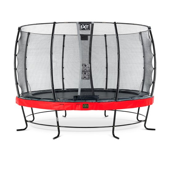 08.10.14.80-exit-elegant-premium-trampoline-o427cm-with-economy-safetynet-red