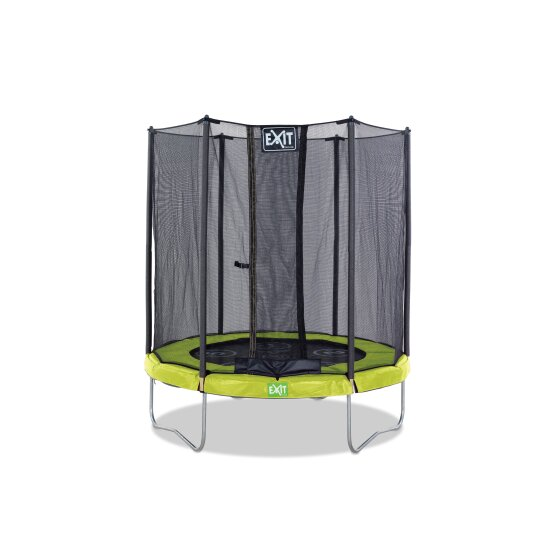 EXIT Twist trampoline ø183cm - green/grey