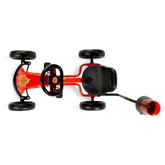 EXIT Foxy Fire go-kart - red