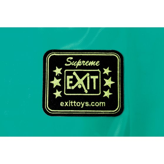 10.71.10.00-exit-supreme-trampoline-o305cm-with-ladder-and-shoe-bag-green-11