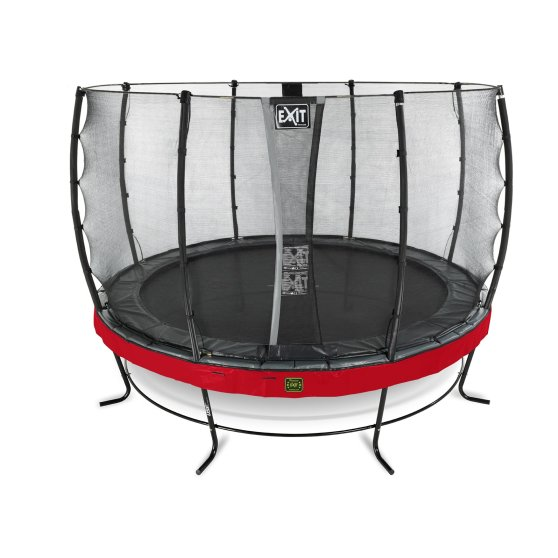 08.10.14.80-exit-elegant-premium-trampoline-o427cm-with-economy-safetynet-red-1