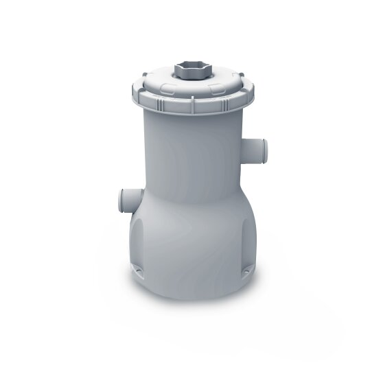 EXIT pool filter pump - 530 gallons/hour