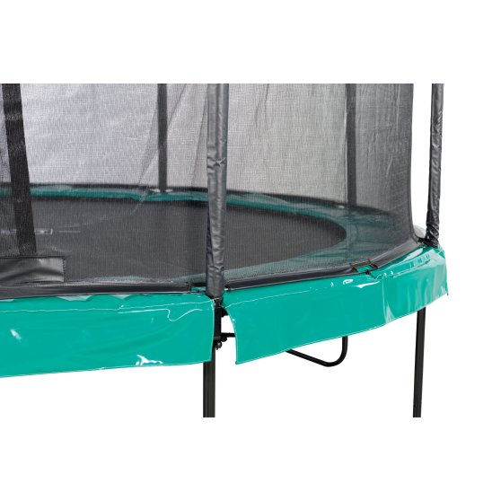 10.71.14.00-exit-supreme-trampoline-o427cm-with-ladder-and-shoe-bag-green-5