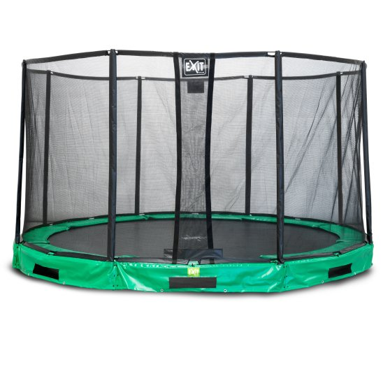 10.28.14.02-exit-interra-ground-trampoline-o427cm-with-safety-net-green