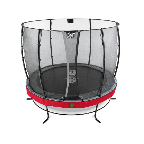 08.10.10.80-exit-elegant-premium-trampoline-o305cm-with-economy-safetynet-red-1
