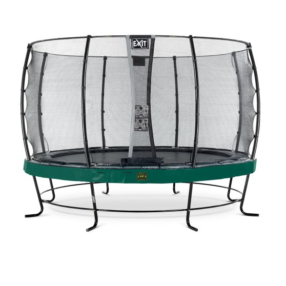 08.10.14.20-exit-elegant-premium-trampoline-o427cm-with-economy-safetynet-green