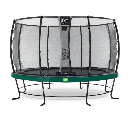 09.20.14.20-exit-elegant-trampoline-o427cm-with-deluxe-safetynet-green