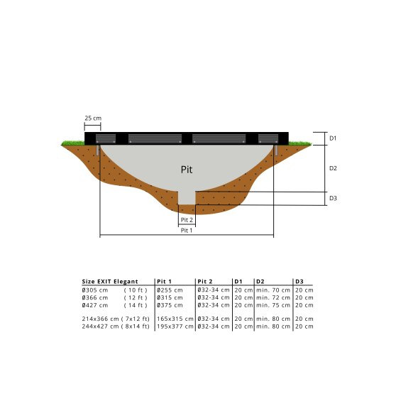 08.30.14.00-exit-elegant-premium-ground-trampoline-o427cm-with-economy-safety-net-black