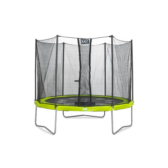 12.91.10.01-exit-twist-trampoline-o305cm-green-grey