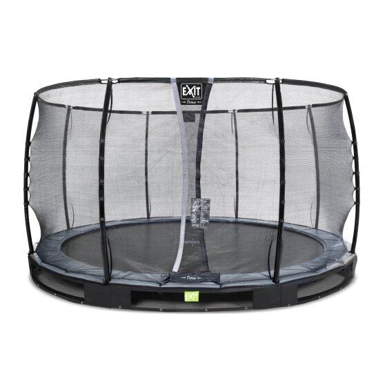 09.40.12.00-exit-elegant-ground-trampoline-o366cm-with-deluxe-safety-net-black