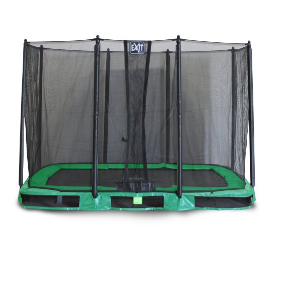 10.30.12.01-exit-interra-ground-trampoline-214x366cm-with-safety-net-green