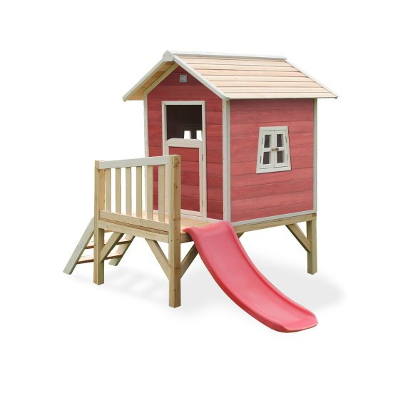 50.31.13.00-exit-beach-300-wooden-playhouse-red
