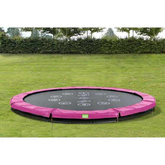 12.62.12.01-exit-twist-ground-trampoline-o366cm-pink-grey-6