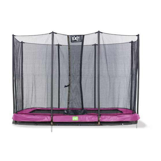 12.52.14.01-exit-twist-ground-trampoline-244x427cm-with-safety-net-pink-grey