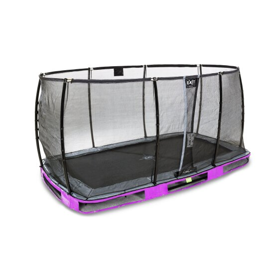 09.40.84.90-exit-elegant-ground-trampoline-244x427cm-with-deluxe-safety-net-purple