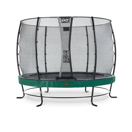 08.10.10.20-exit-elegant-premium-trampoline-o305cm-with-economy-safetynet-green
