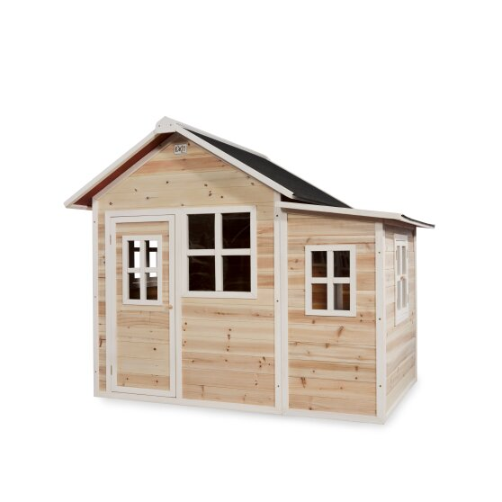 EXIT Loft 150 wooden playhouse - natural