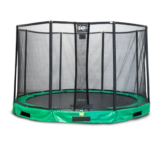 10.28.12.02-exit-interra-ground-trampoline-o366cm-with-safety-net-green