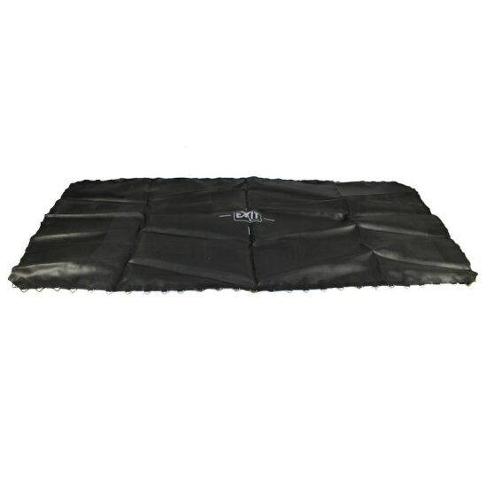 EXIT jump mat InTerra ground level trampoline 214x366cm