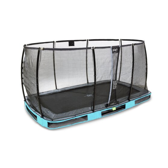 09.40.72.60-exit-elegant-ground-trampoline-214x366cm-with-deluxe-safety-net-blue